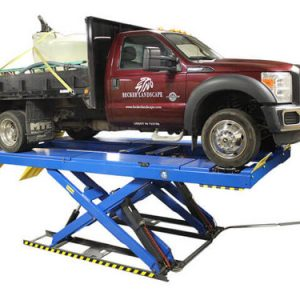 Atlas PX-16A Extra Long 16,000 Lbs. Capacity Commercial Grade Alignment Scissor Lift