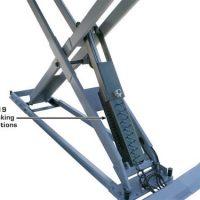 Atlas 12ASL 12,000 Lbs. Capacity Commercial Grade Alignment Scissor Lift
