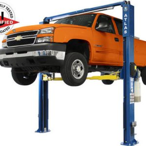Atlas Apex 10 ALI Certified Overhead 10,000 lbs. Capacity Adjustable Height 2 Post Lift