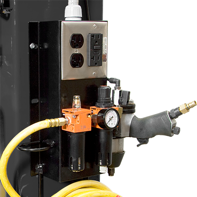BendPak XPR-12CL 12k 2 Post Lift