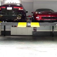 BendPak HD-9SWX 9,000 lb 4 Post Lift