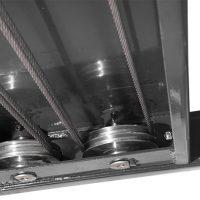 BendPak HD-9STX 9,000 lb 4 Post Lift