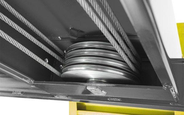 BendPak HDS27X 27,000 lb4 Post Lift