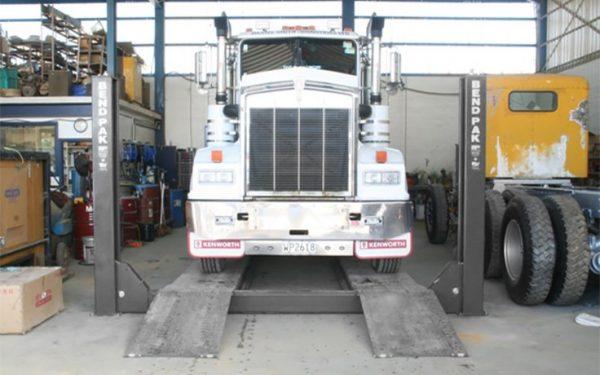 BendPak HDS40X 40,000 lb 4 Post Lift