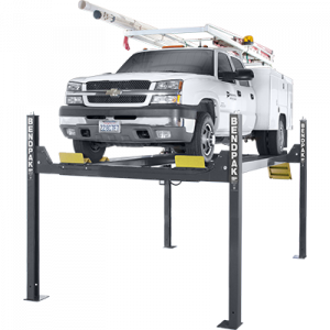 BendPak HD14T 14,000 lb 4 Post Lift