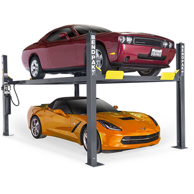 BendPak HD-9 9,000 lb 4 Post Lift