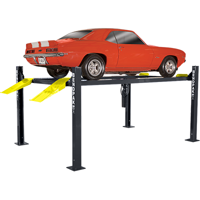 BendPak HD-9STX 9,000 lb 4 Post Lift