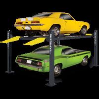 BendPak HD-9XL 9,000 lb 4 Post Lift
