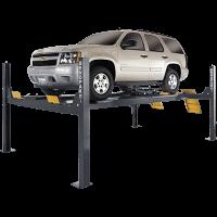 BendPak HDS14LSXE Extended Alignment Lift