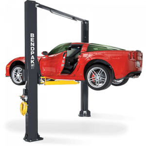 BendPak XPR-10AS-LP 10k 2 Post Lift