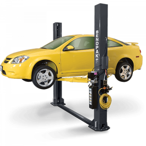 BendPak XPR-9S 9k 2 Post Lift